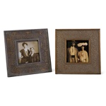 Whitaker Embossed Photo Frames