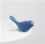 Nora Fleming Blue Bird Mini - Bluebird of Happiness