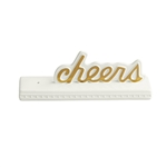 Nora Fleming Cheers Sign Accessory