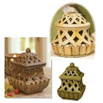 Decorative Lattice Potpourri Boxes