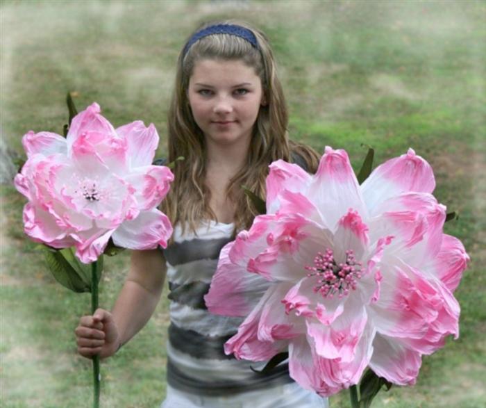 Email giant paper peony flowers mightylinksfo